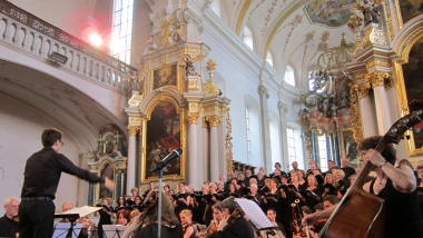 Dimanche 6 Juillet 2014 à 17 h – GRAND CONCERT ANNIVERSAIRE – Heinrich-Schütz Kantoreï