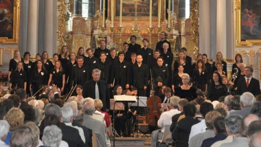 Dimanche 29 juin 2014 à 17 h – Musique sacrée romantique des deux côtés du Rhin – Camerata Carolina (Heidelberg)