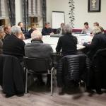"""AG association """"Itinéraire des Orgues Silbermann"""" à Ebersmunster le 16 janvier 2015"""