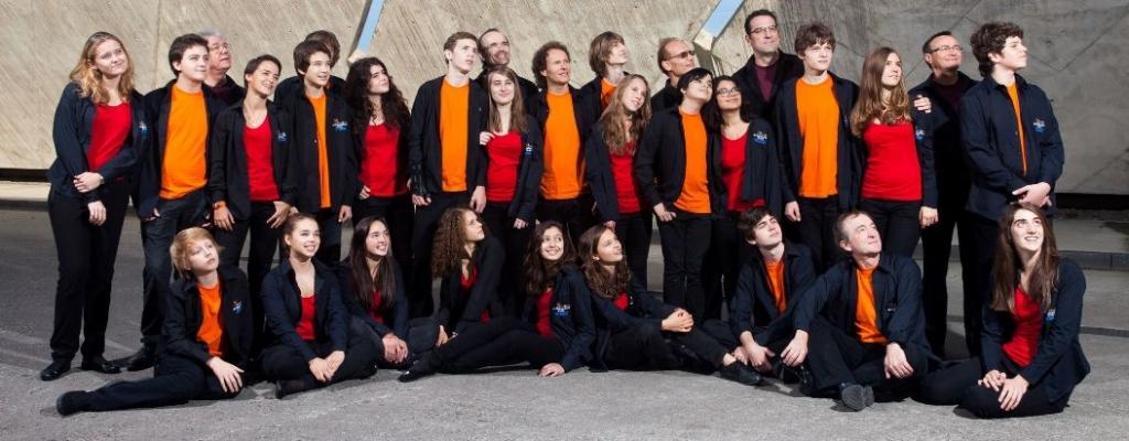 Les Petits Chanteurs de Strasbourg-Maitrise de l'Opéra national du Rhin en concert le 10 mai 2015
