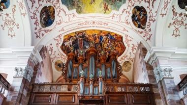 Faites vibrer l'orgue Silbermann d'Ebersmunster